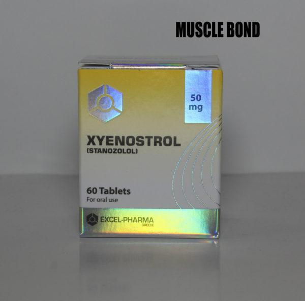 ExcelXyenostrol50mg