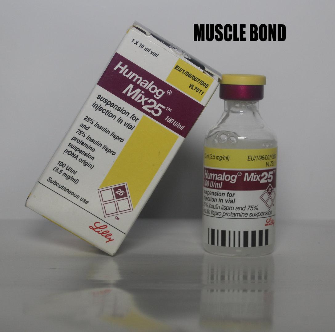 HumalogMix25insulin