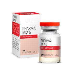 Pharma Mix-6 psd