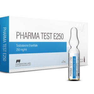 Pharma Test E250 amps psd