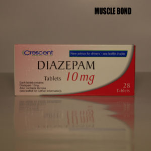 Diazepam 10mg crescent psd