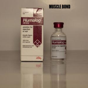 Humalog insulin psd