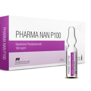 Pharma Nan-p 100 amps psd