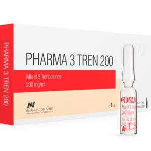 Pharma 3 Tren 200 amps psd
