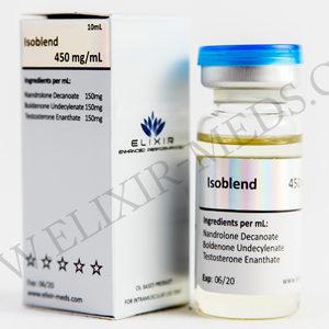 Elixir Isoblend